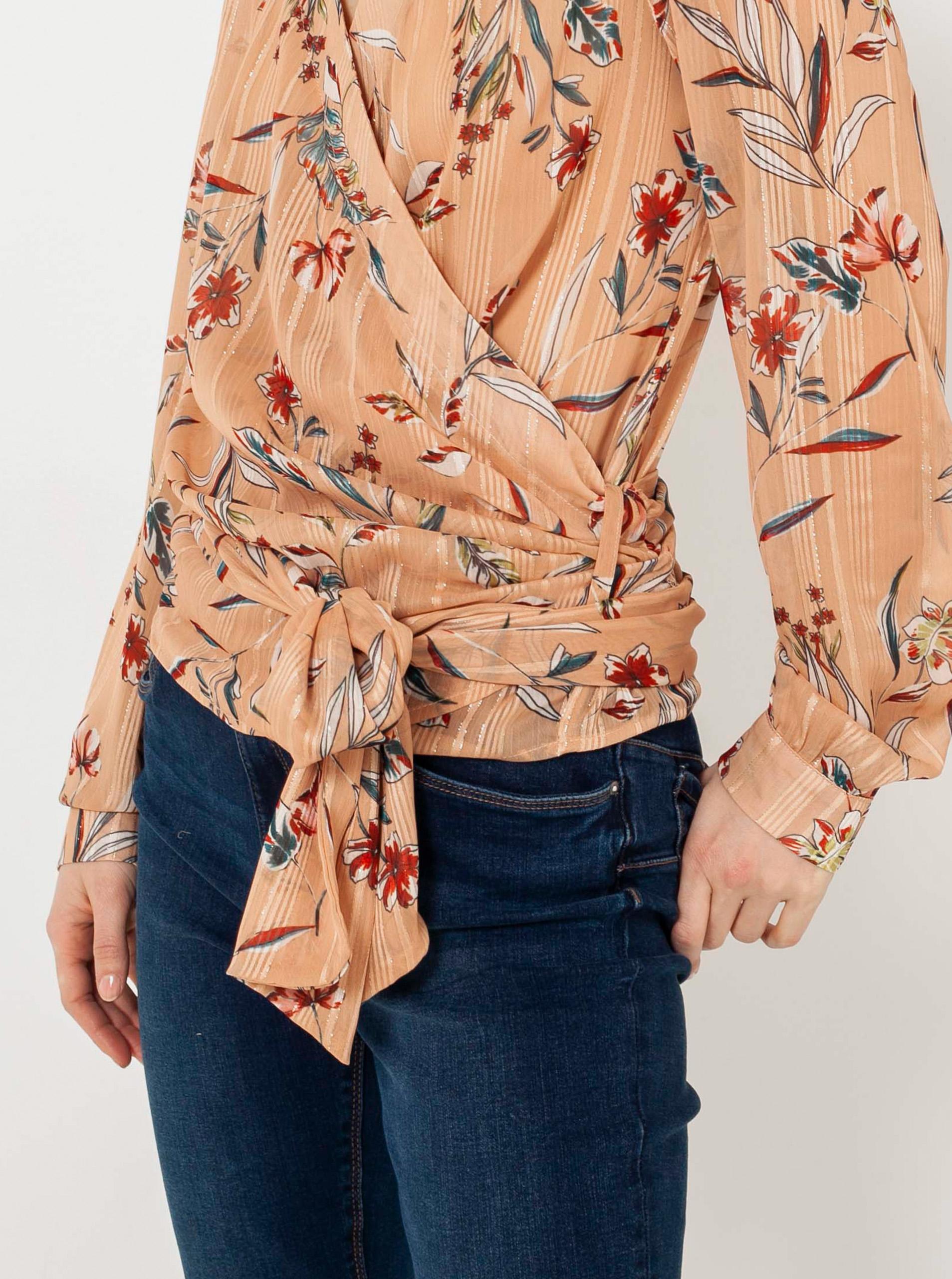 CAMAIEU bluza s cvjetnim motivom