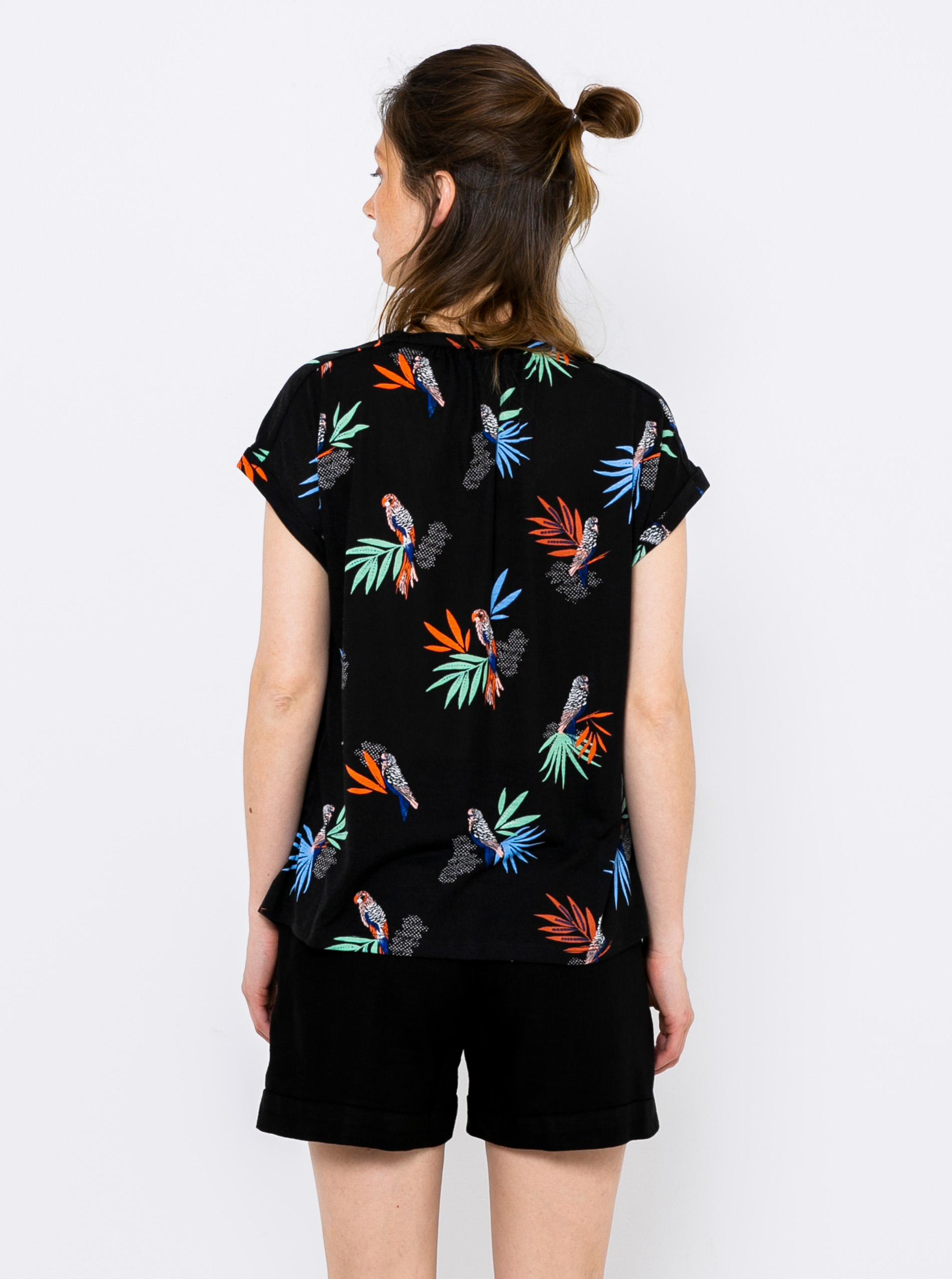 CAMAIEU bluza s uzorkom