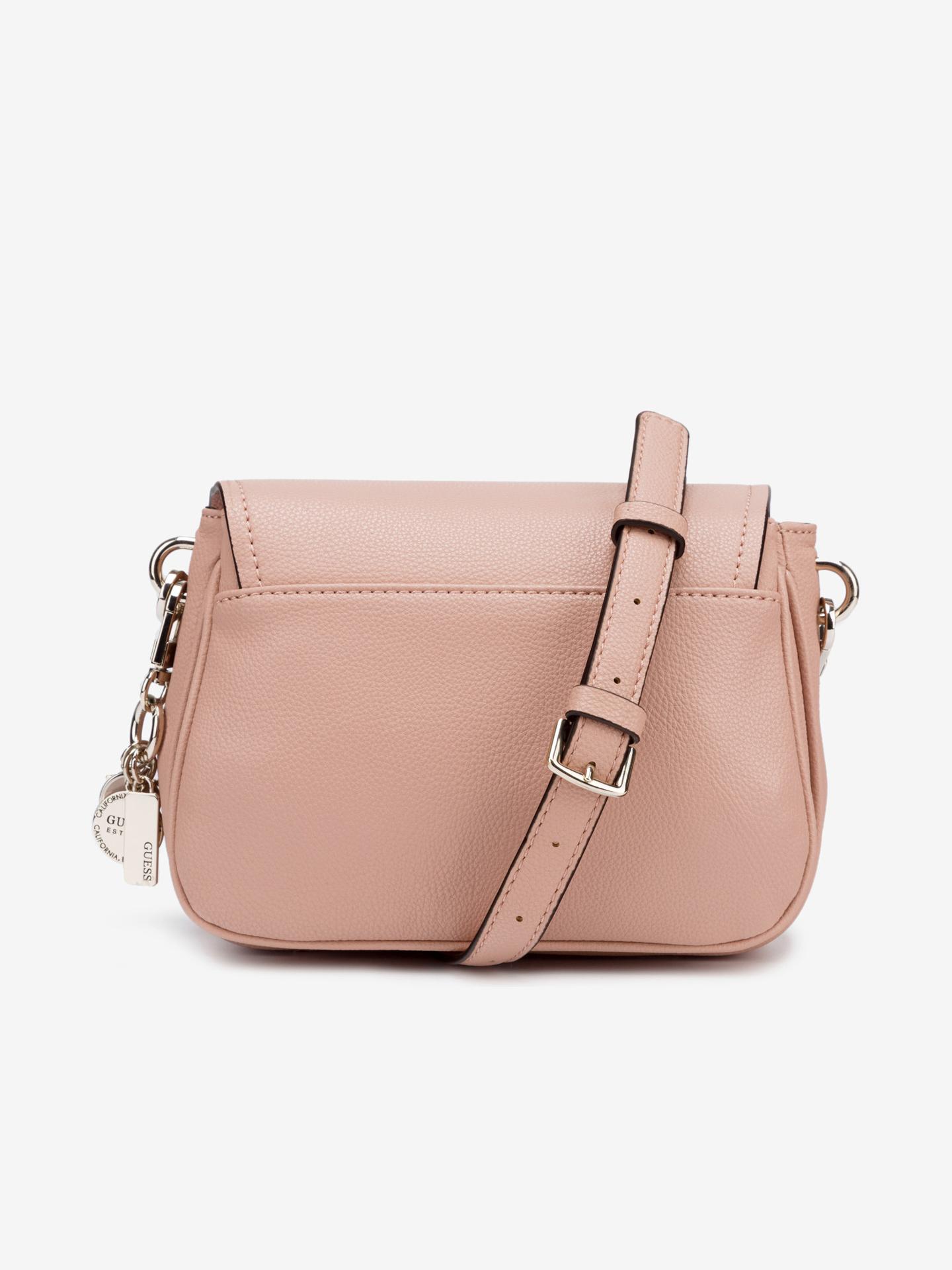 Guess ružičasta torbica Destiny