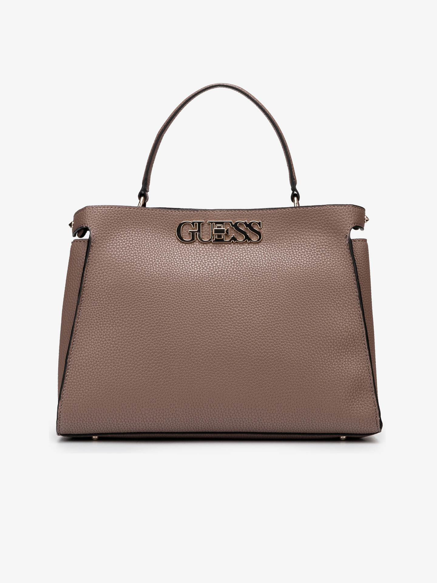 Guess smeđa torbica Uptown Chic Large