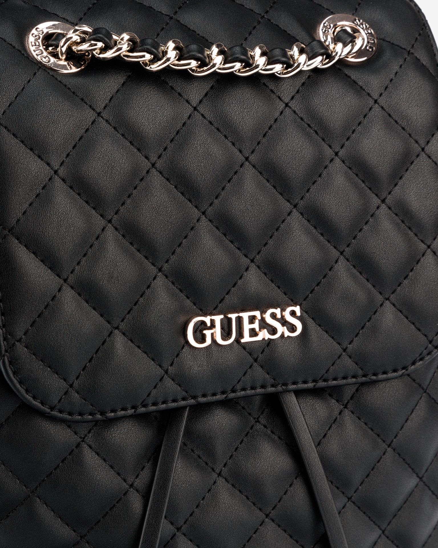 Guess crna ruksak Illy