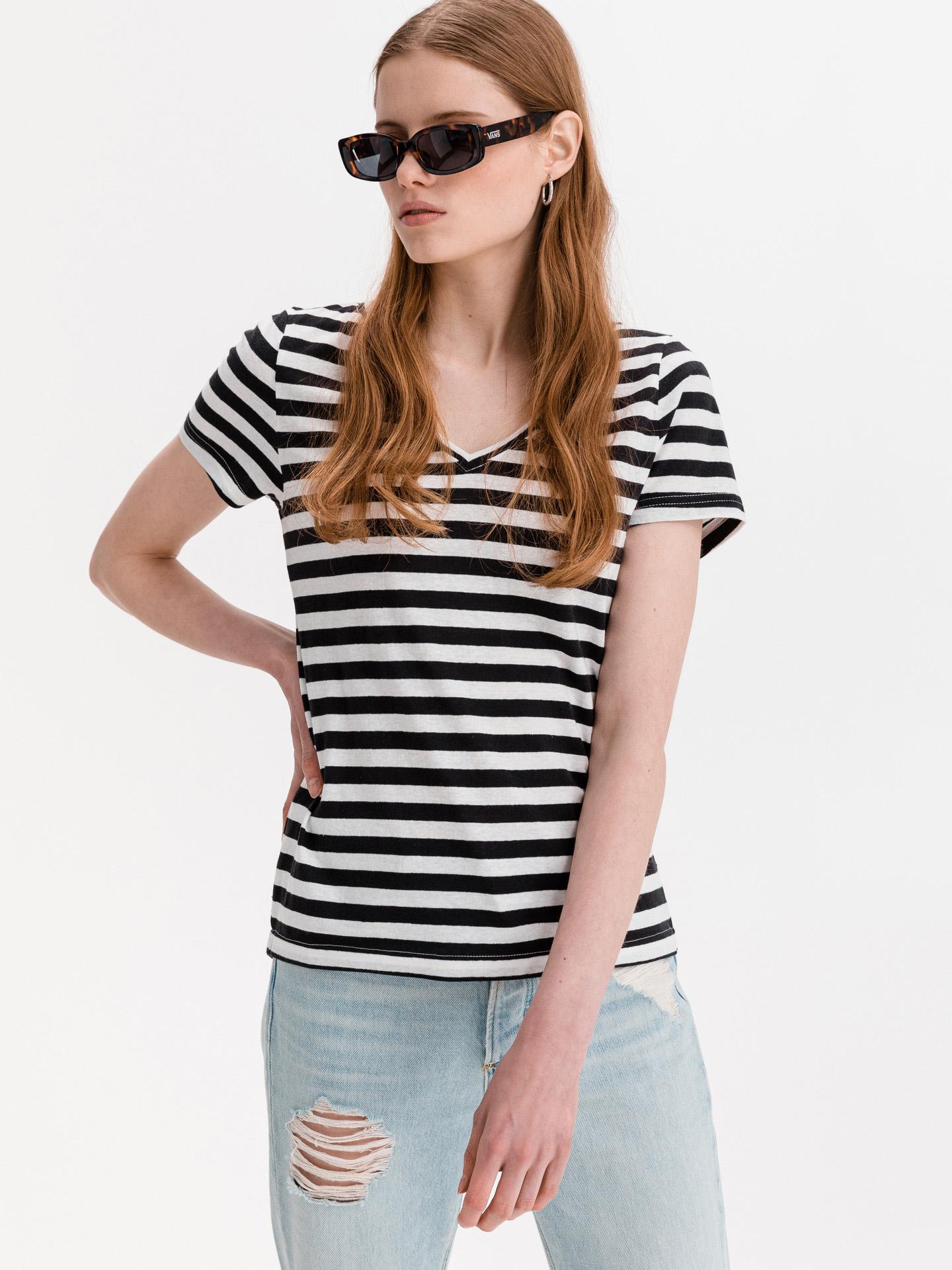 Ichi crna ženske majica Yulietta