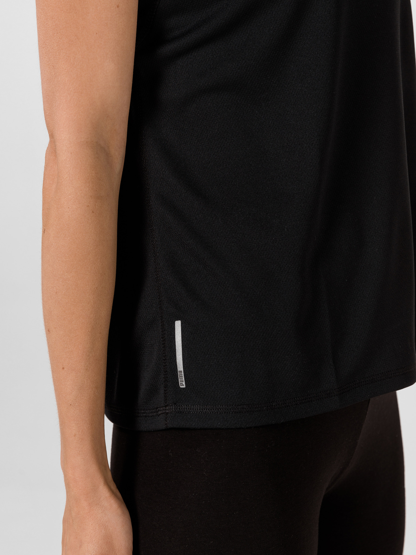 Puma crna ženske majica The First Mile