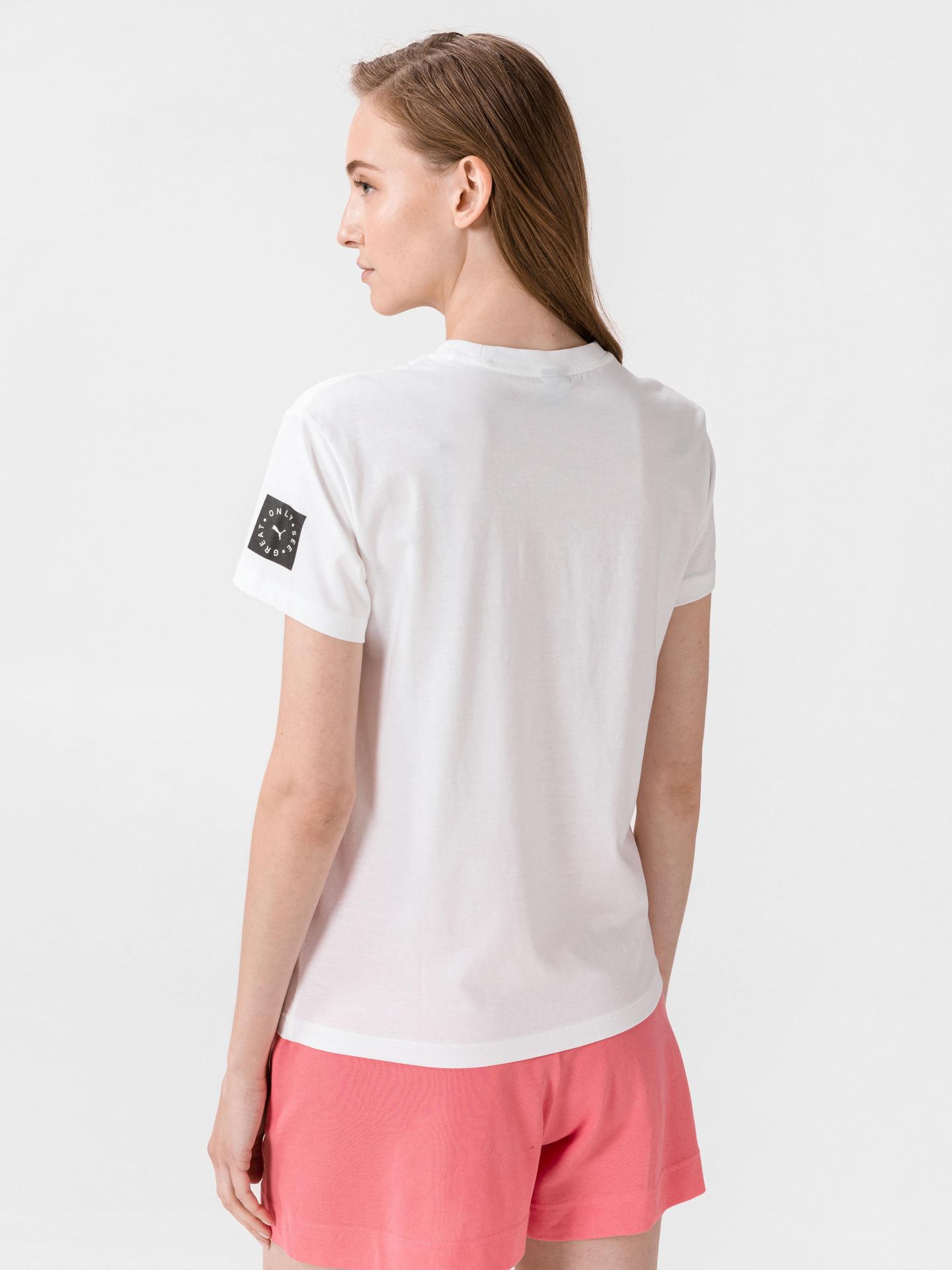 Puma bijela ženske majica