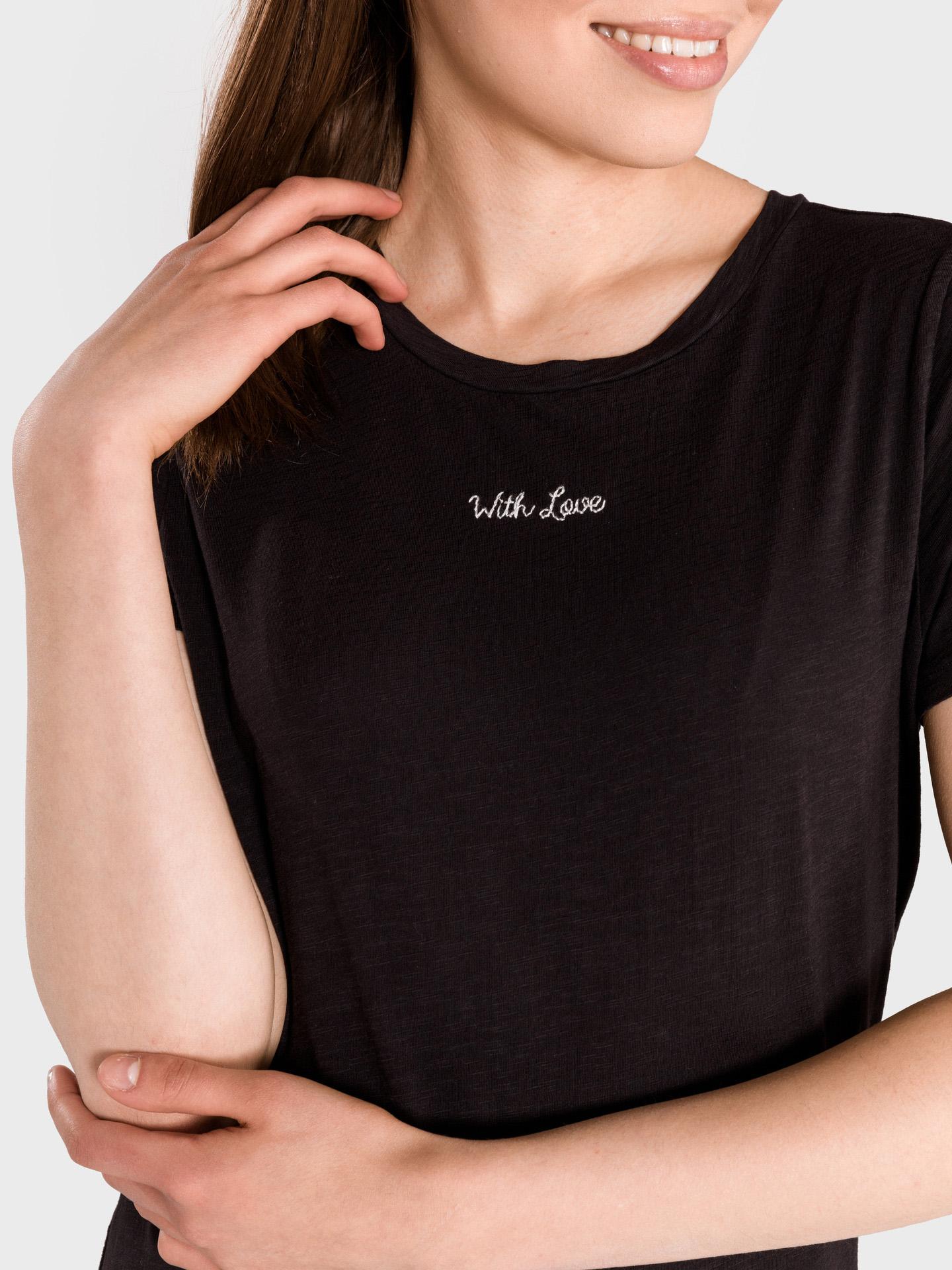 Scotch & Soda Ženske majice crna
