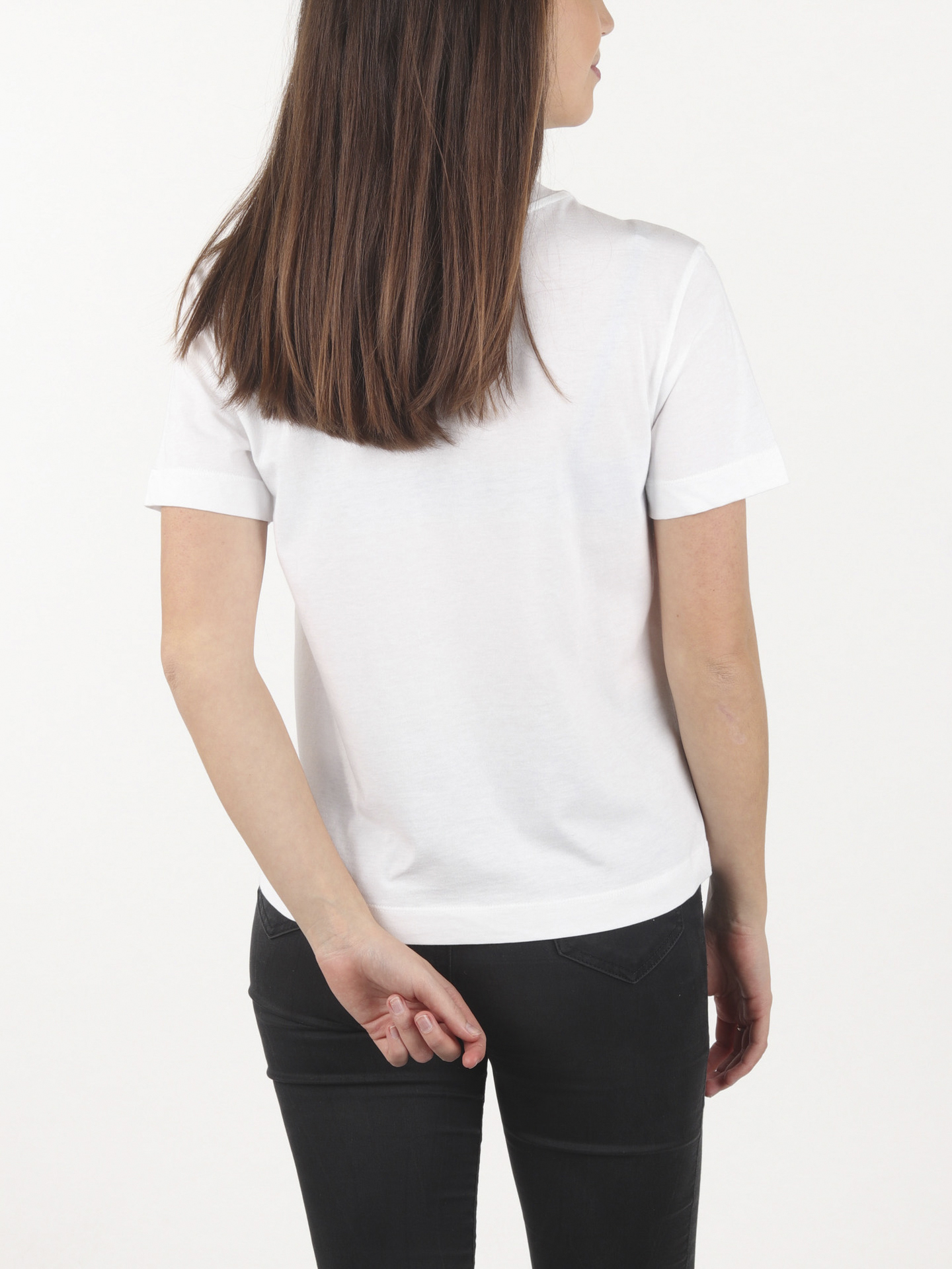 Vans bijela majica Junior V