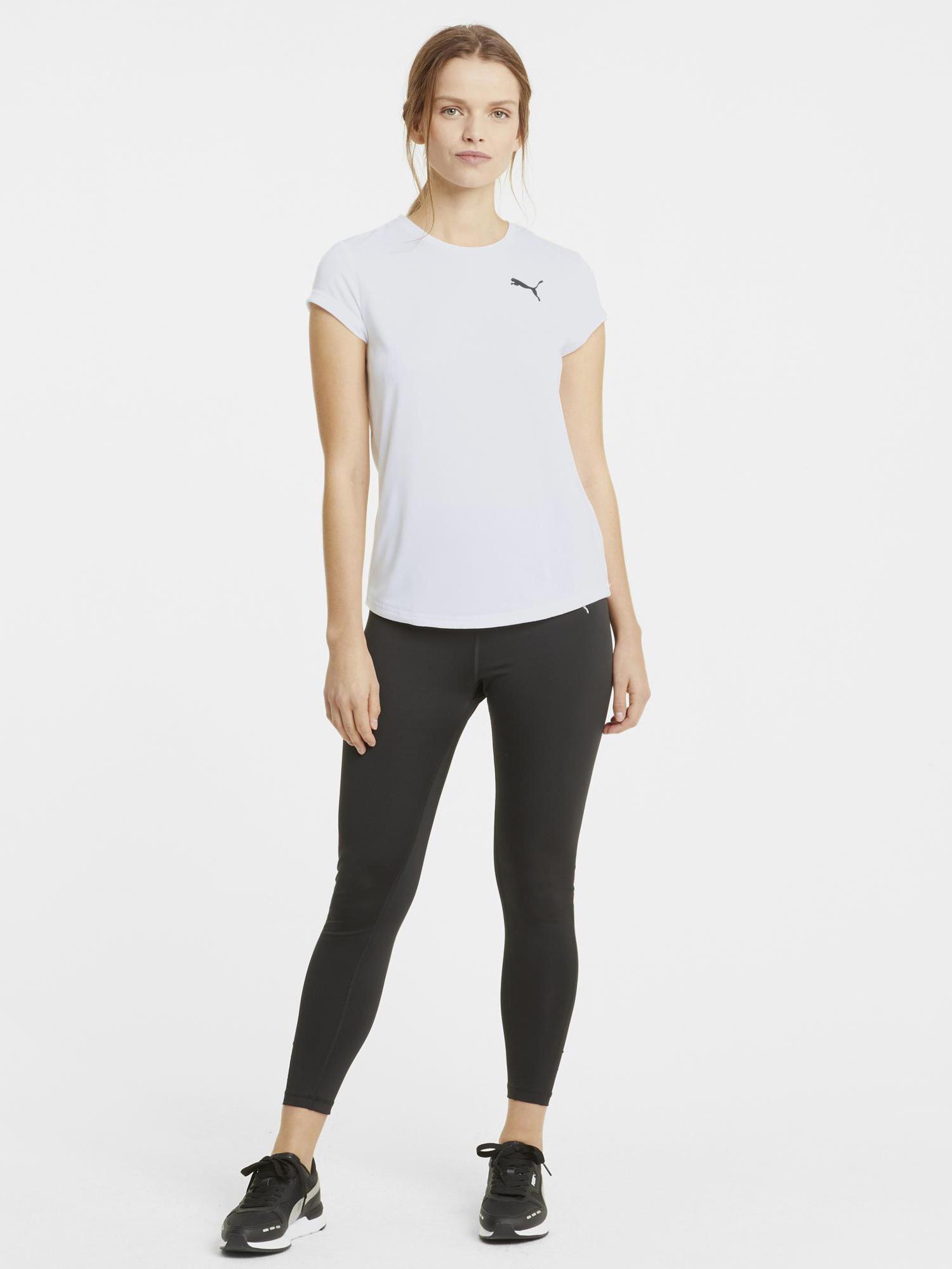 Puma bijela ženske majica Active