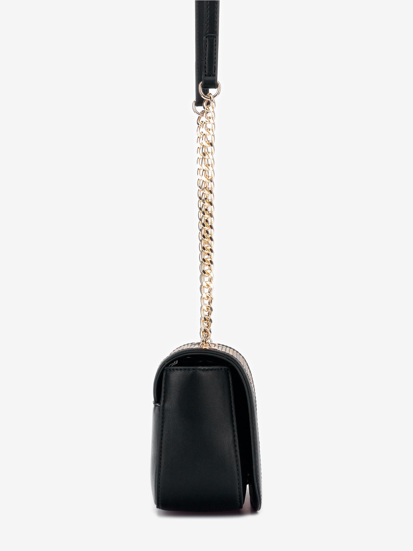 Love Moschino crna torbica