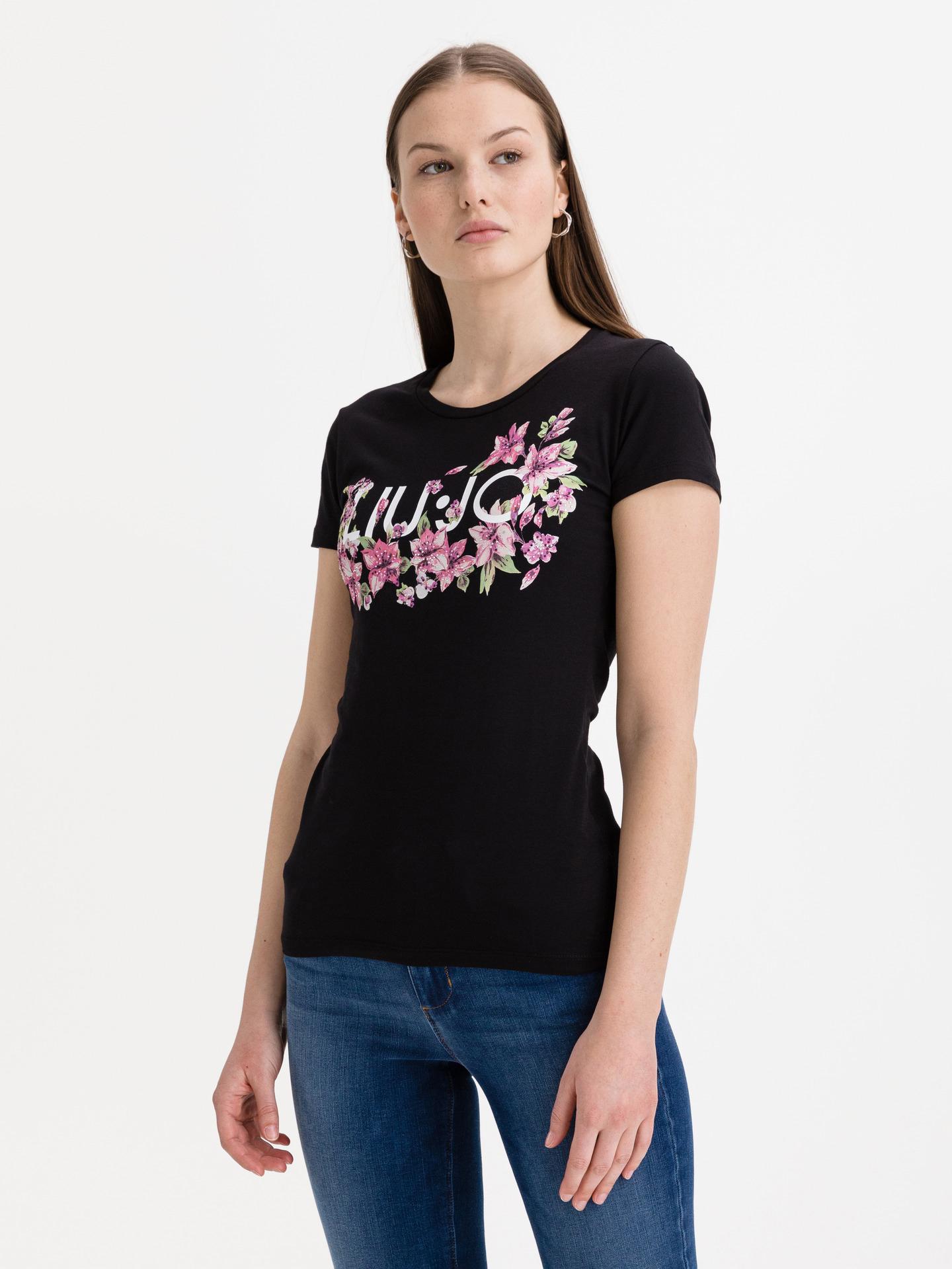 Liu Jo crna ženske majica