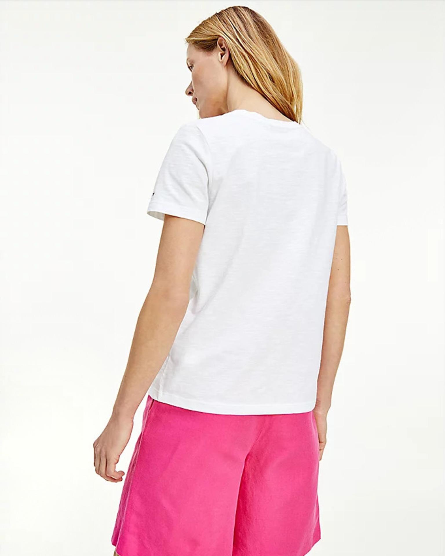 Tommy Hilfiger bijela ženske majica Tee