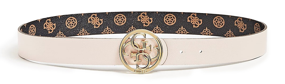 Guess crna remen Maddy Reversible Belt