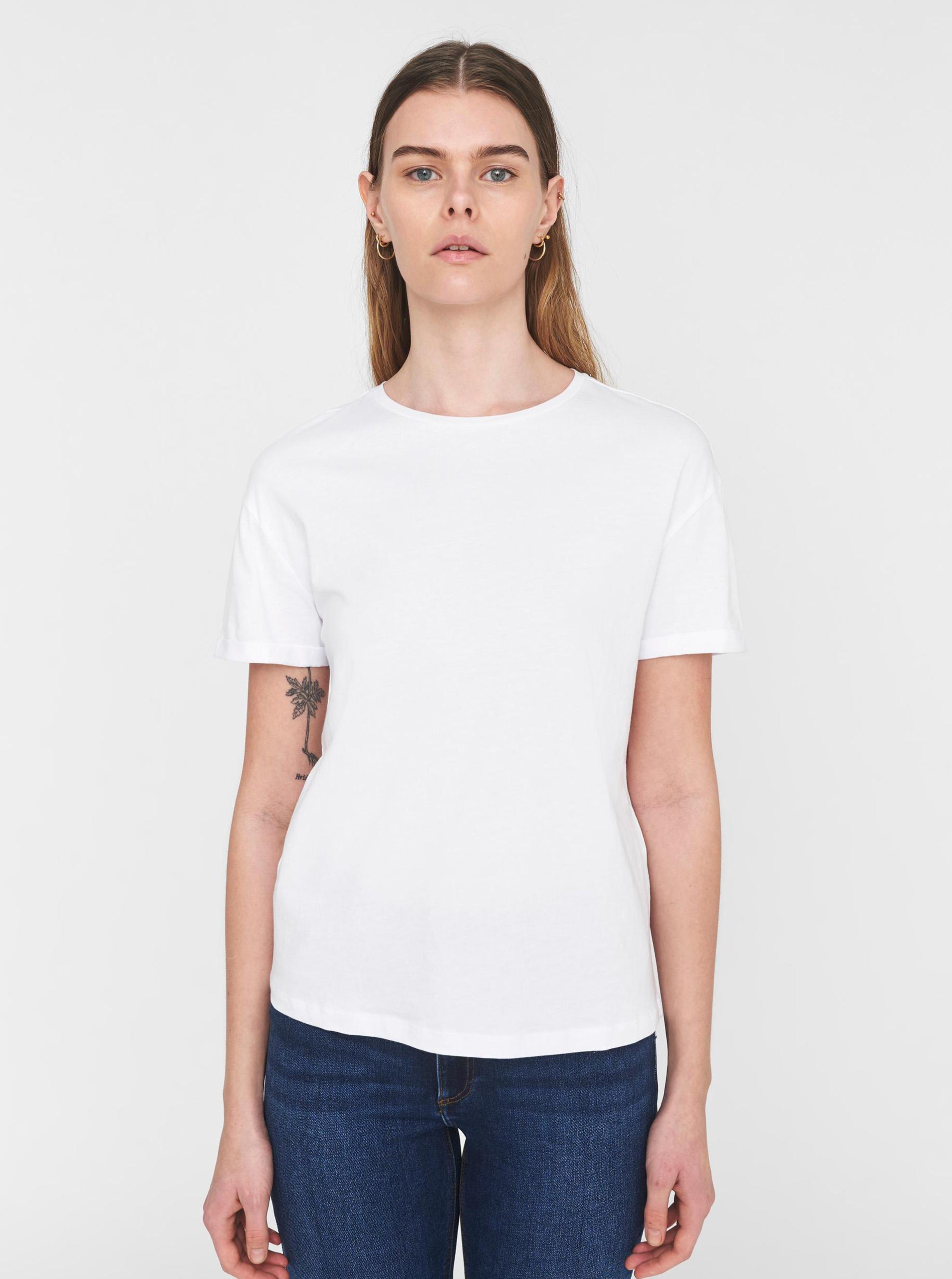 Bijela osnovna majica Noisy May Brandy