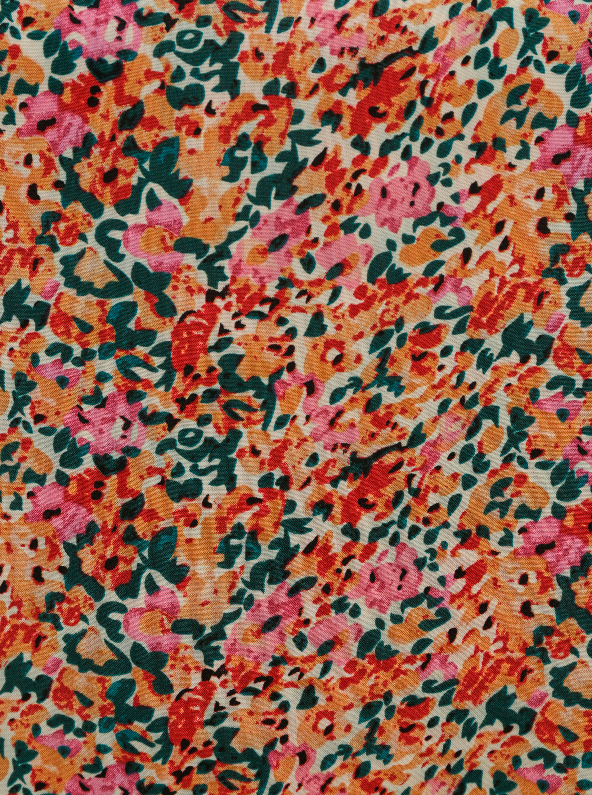Ružičasta narančasta bluza SAMO Nova