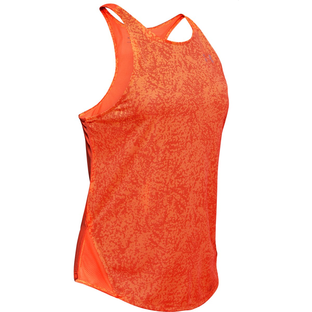 Top Under Armour Speed Stride Printed Tank-Red