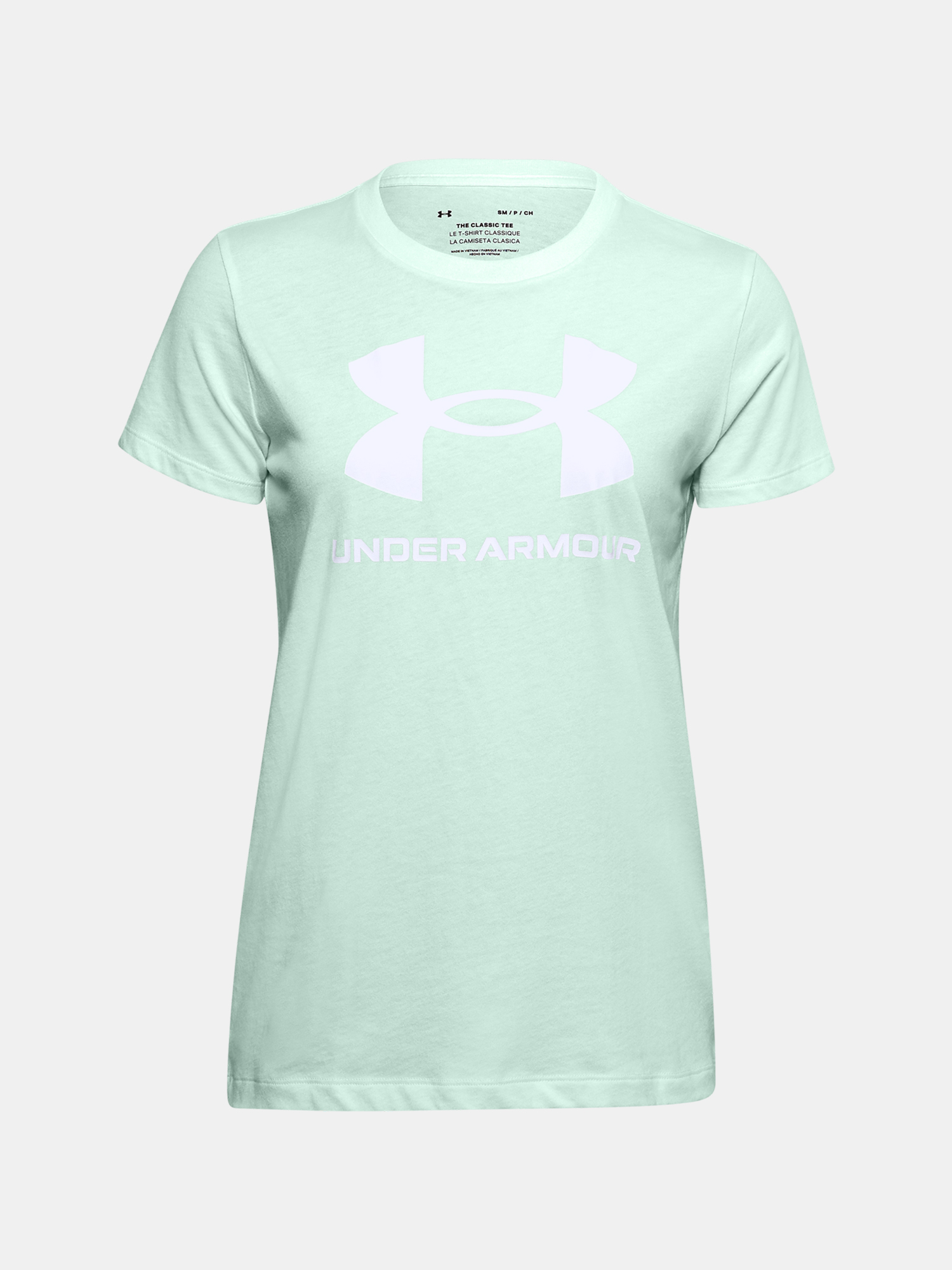 Majica Under Armour Live Sportstyle Graphic SSC-BLU