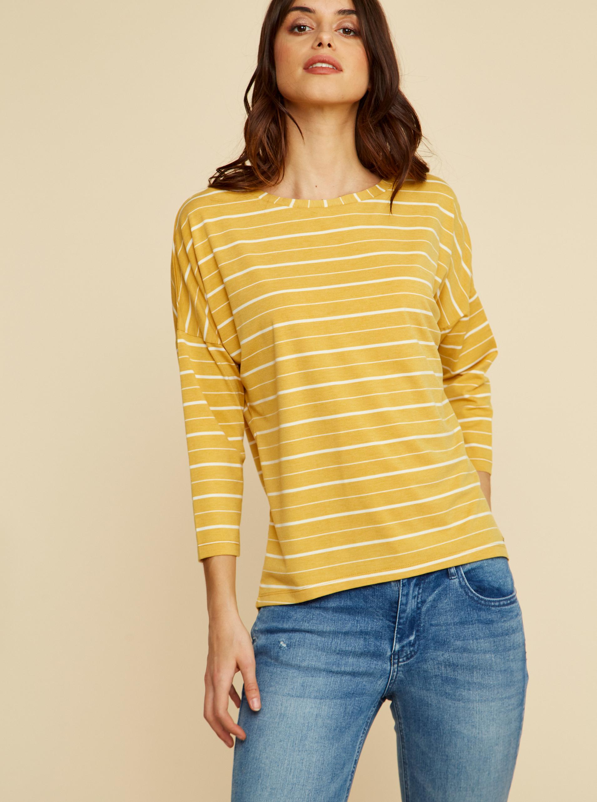ZOOT žuta majica Kleopatra