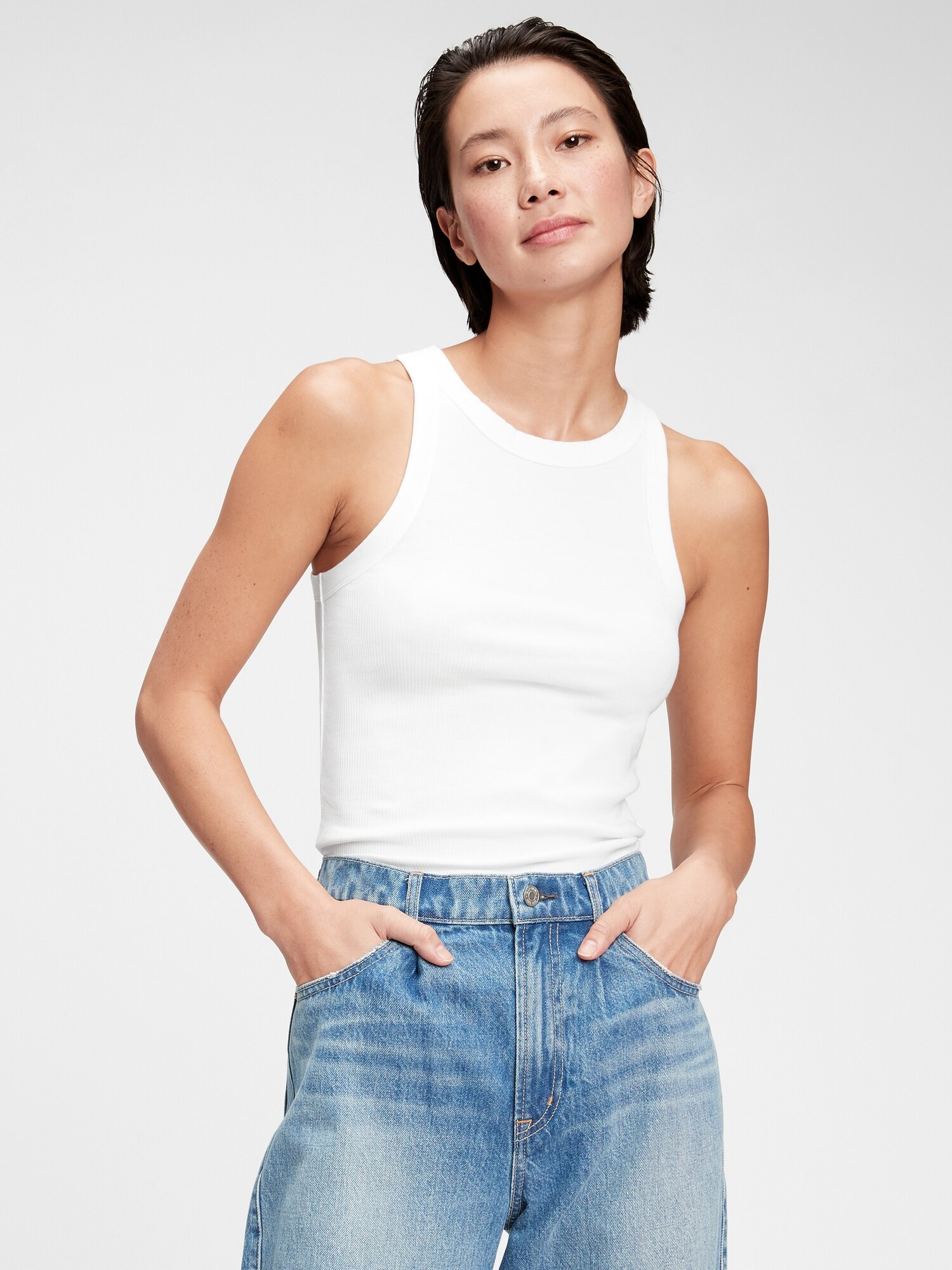 GAP bijela top